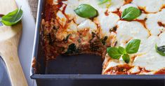 Skip The Noodles – This Eggplant Lasagna Is So Good, You Don't Need 'Em!