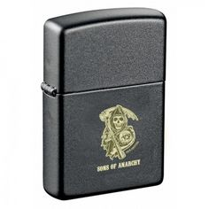 sons of anarchy zippo lighters | Pin by Julie ParkerSlimmon on Zippo | Pinterest