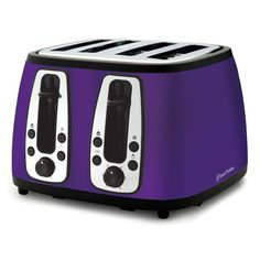 Russell Hobbs Metallics 4 Slice Toaster $99.99 from Noel Leeming