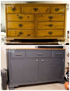 Repurposed Dresser i