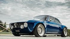 Alfa Romeo Junior, Custom Wheels, Custom Cars, Alfa Gta, Automobile, Alfa Romeo Giulia, Bmw 2002, Electric Cars, Electric Power