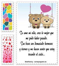 enviar dedicatorias de amor a mi novia,mensajes de amor para mi novia: http://www.consejosgratis.es/frases-lindas-para-mi-novia/