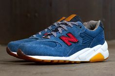 "Capsule x New Balance MT580 ""Canadian Tuxedo"" – Arriving at Additional Retailers"