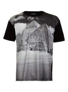 Men's T-Shirts & Vests - Clothing - TOPMAN