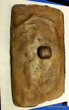 Clonoura shield, Co Tipperary Ireland.