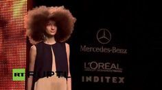 DUYOS: Mercedes-Benz Fashion Week Madrid Full Show Fall Winter 2015 2016 (invierno)