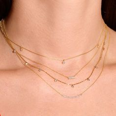 Today's theme: diamonds. Diamond Choker Necklace, Bar Necklace, Stone Necklace, Stone Jewelry, Chain Jewelry, Jewellery, Necklaces, Necklace Extender, Expensive Jewelry