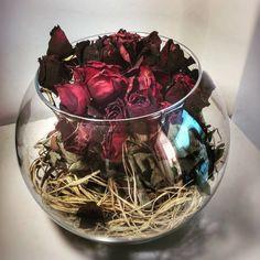 Atmak istemediğiniz gülleri değerlendirin