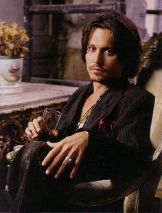 Johnny Depp - Have loved him since 21 Jump Street *sigh*