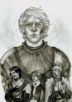 Vows Jaime And Brienne, Jaime Lannister, Brienne Of Tarth, I Love Games, Game Of Thrones Art, Tv Show Games, Valar Morghulis, Winter Is Coming, Fantasy Art