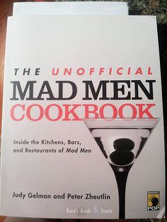 Our blog about the food, drink and establishments of Mad Men ...