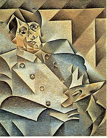 Juan Gris, Portrait of Picasso, 1912, oil on canvas, Art Institute of Chicago