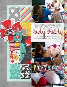 Study Buddy - Scrapbook.com