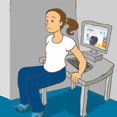 Deskercise! 33 Smart Ways To Exercise At Work