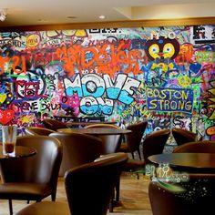 Resultado de imagem para restaurante estilo street