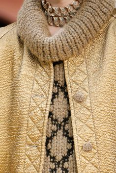 Chanel Fall 2015 Ready-to-Wear - Details