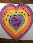 Jesus Blessed the Children Bible Craft - Children's Bible Activities | Sunday School Activities for Kids