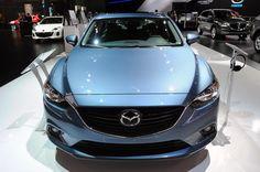 Чистая 2014 Mazda6 и мощный 2014 CX-5