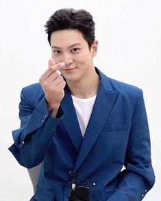 Joo Won, Handsome, Korean Wave, Actors, Blazer, Jackets, Moon, Fashion, Down Jackets