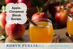 Shrub is a sweet-tar