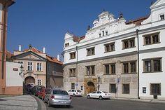 Martinický palác, Hradčany, Praha, Czech
