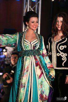 takchita marocain en coloure 2013 caftan du maroc 2013
