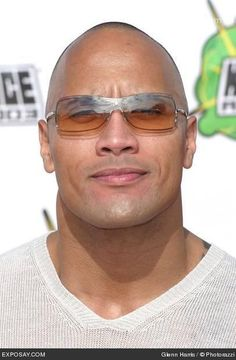 If I were single, I would ask Dwayne  Johnson out for a date! <3