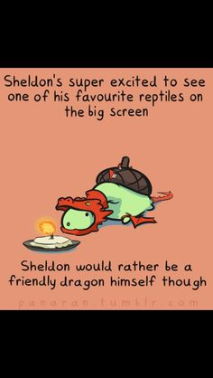just so you know, Sheldon is a tiny dino that thinks he's a turtle. His shell is an acorn.     adorable! :3