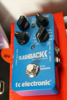 Flashback Delay by TC electronic