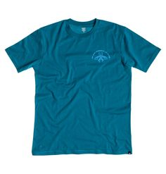 DC Shoes Beetle SS Tee, Dark Teal