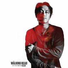 Glenn #twd Season 7
