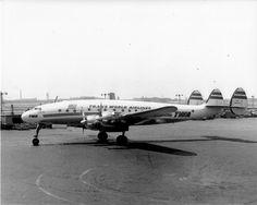 [c/n 2076] [oct46-1964] [L049] Lockheed Constellation [N90814] [TWA] [oct46] [may50] [Star of Cairo]