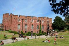 Shrewsbury Castle and Shropshire Regimental Museum