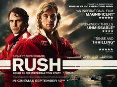 Rush quad poster
