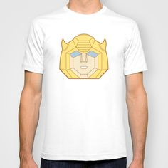 BUMBLEBEE T-shirt by agustain - $22.00, transformers