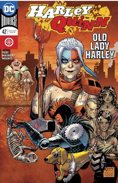 #ClippedOnIssuu from Harley Quinn #42