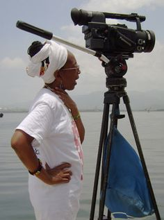 Gloria Rolando, Afro-Cuban filmmaker, brings history of Afro-Caribbeans to life via series of documentaries Reshipment (2014)