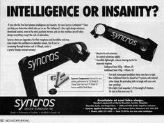 Syncros Cattleprod stem