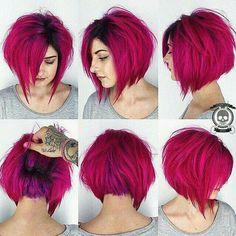 Like the cut
