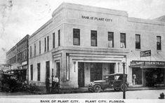 Florida Memory - Bank of Plant City - Plant City, Florida