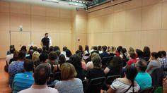 Mañana ultima conferencia gratuita en el Fira Sabadell, previa a nuestro evento del 4 de Julio ... ¡¡ No te la pierdas !!  Pide informacion en caminaporelfuego@gmail.com  #caminaporelfuego #laingarciacalvo #tucambioempiezahoy #haciendohistoria