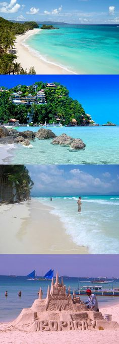 """Boracay Island and its beaches have received awards numerous times. Boracay was awarded in the """"Travelers' Choice 2011"""" by TripAdvisor as the second best beach (out of 25) in the world, made a debut appearance on the Top 10 Islands list in the Travel + Leisure travel magazine World's Best Awards 2011, ranking fourth."""