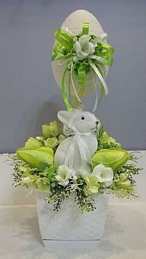 Glass Vase, Embroidery, Spring, Projects, Home Decor, Easter Crochet Patterns, Bricolage, Easter Activities, Dekoration