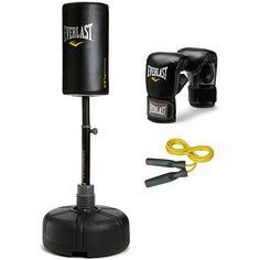 Everlast Omniflex Free Standing Heavy Bag Kit
