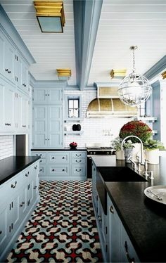 23 Gorgeous Blue Kitchen Cabinet Ideas | Kitchens | Pinterest | Blue on pinterest easter crafts and decorations, pinterest easter decorations for a chirstmas tree, pinterest easter decorations for the home, pinterest projects for easter, pinterest wreaths for easter, pinterest games for easter, pinterest holiday ideas, pinterest diy for easter, pinterest easter table arrangements, pinterest crafts for easter, pinterest centerpieces for easter, pinterest spring decor, pinterest table decorations, pinterest craft ideas for spring, pinterest cookies for easter,