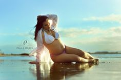 Ensaio Gestante  Maternity Session  Praia do Forte, Floripa