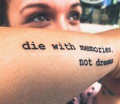 50 stunning and inspirational quote tattoos you& 50 atemberaubende und inspirierende Zitat-Tattoos, die Sie jedes Mal motivieren, … – Best Tattoos 50 stunning and inspiring quote tattoos to motivate you every time - Motivational Tattoos, Inspiring Quote Tattoos, Good Tattoo Quotes, Best Inspirational Quotes, Tattoo Sayings, Tattoo Quotes For Women, Good Tattoo Ideas, Inspirational Tattoos For Guys, Dream Tattoos