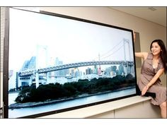 Samsung shows off ultra definition LCD TV | Last week it was Blue Phase televisions Samsung sent to shock us via the Society for Information Display (SID) International Symposium, Seminar and Exhibition in LA; this week it's ultra-high definition and lots more. Buying advice from the leading technology site