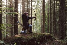 (1) Bogenschießen | JECKYBENG Longbow, Photo Story, Freedom Of Movement, Archery, How To Relieve Stress, Surfing, Mountain, Snow, Adventure