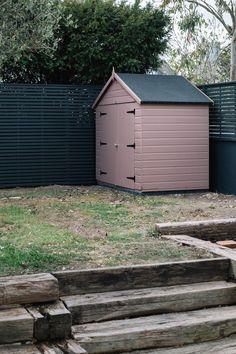 The House Diaries: Week Four – Poppy Deyes Garden Front Of House, House Front, My House, Home And Garden, Scandi Garden, Poppy Deyes, Hallway Colours, Dado Rail, Garden Design